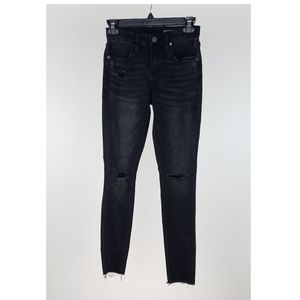 NEW Blank NYC The Bond Black Mid Rise Skinny Jeans